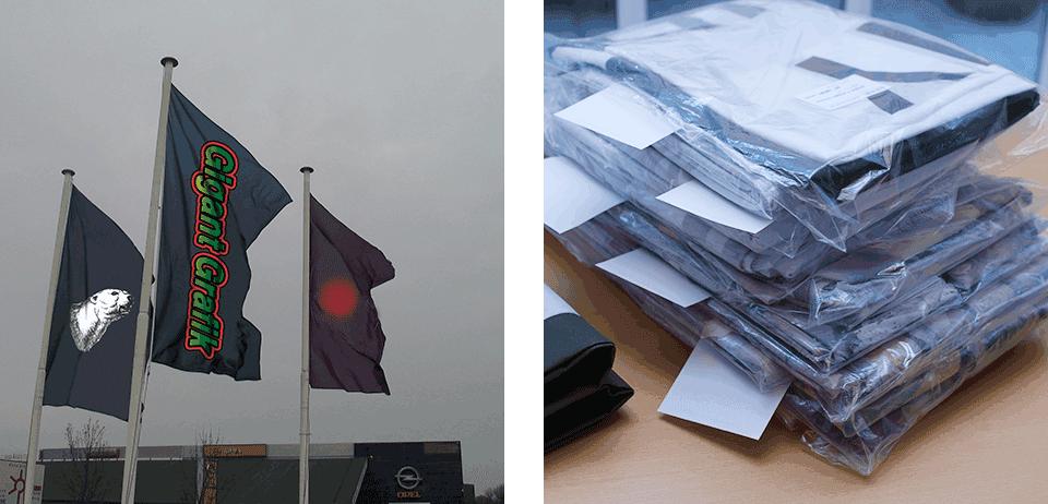 Flag og bannere