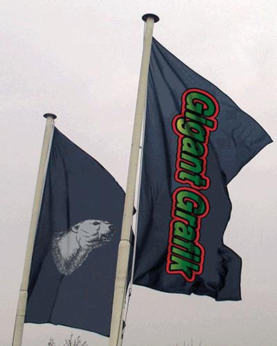 Gigantgrafik - flag