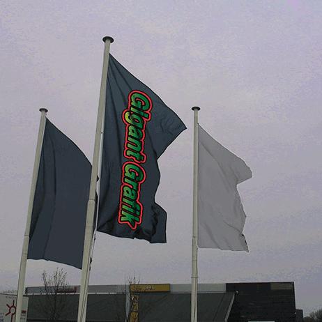 Gigantgrafik flag